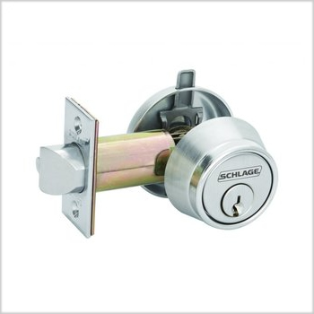 Schlage Commercial B250PD Single Cylinder Deadbolt