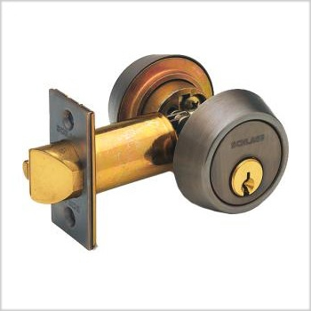 Schlage Commercial B252PD Double Cylinder Deadbolt