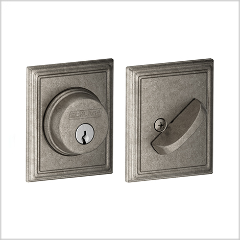 Schlage Addison Single Cylinder Deadbolt