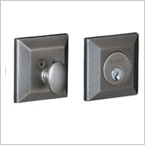 Baldwin Estate 8254 Square Deadbolt