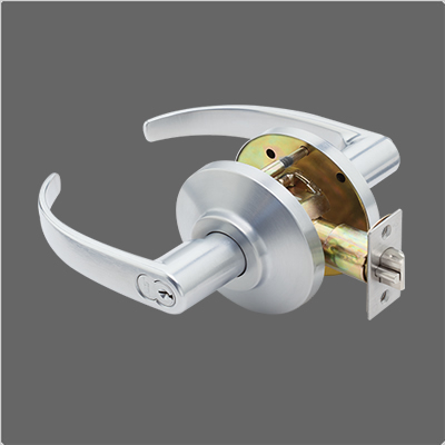 Best 7KC Medium Duty Cylindrical Door Lever Style 14