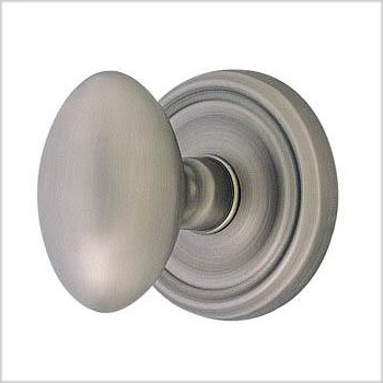 Emtek Brass Egg Door Knob (E)