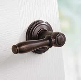 Kwikset Signature Series Ashfield Door Lever (ADL)