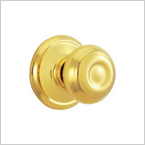 Schlage Georgian Door Knob Set (GEO)