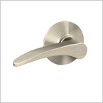 Schlage Manhattan Door Lever Set (MNH)