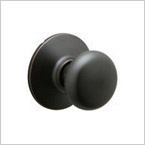Schlage Plymouth Door Knob Set (PLY)