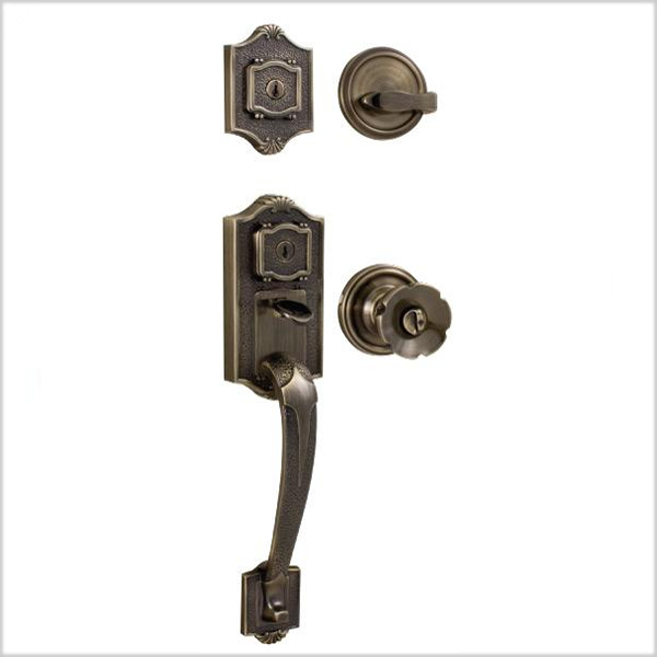 Weslock Traditionale Colonial 1300 Series Handleset (1313+1300)