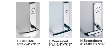 Schlage Commercial L Series Mortise Lock M52 Lever