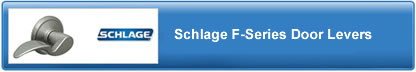 Schlage F-Series Door Levers