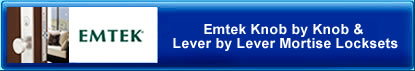 Emtek KK & LL Entrance Locksets