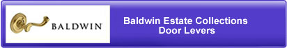 Baldwin Est. Collections Levers