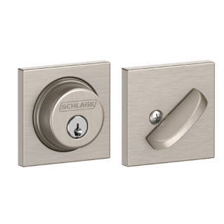 Schlage Collins Single Cylinder Deadbolt