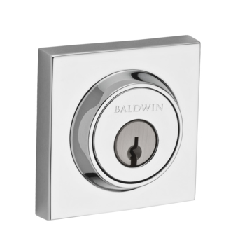 Baldwin Reserve Contemporary Square Deadbolt (CSD)
