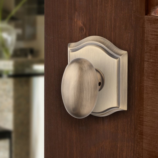 baldwin reserve ellipse door knob ell - Baldwin Door Knobs