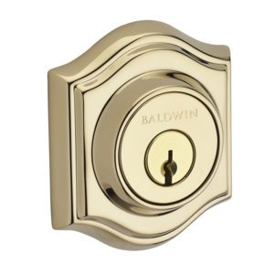 Baldwin Reserve Traditional Arch Deadbolt (TAD)