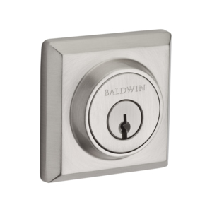 Baldwin Reserve Traditional Square Deadbolt (TSD)
