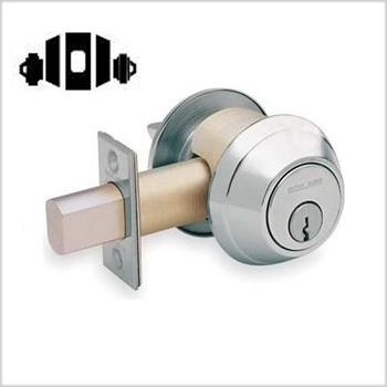 Schlage Commercial B662P Double Cylinder Deadbolt