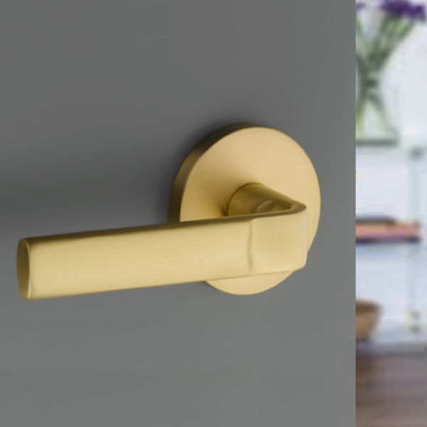 Emtek Brass Aston Door Lever (AST)