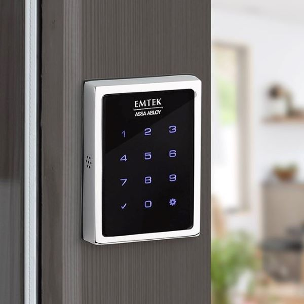 Emtek EMPowered Touchscreen Non-Smart Deadbolt (E0101)