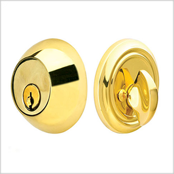 Emtek Brass Regular Deadbolt